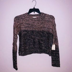 Short Knit Sweater